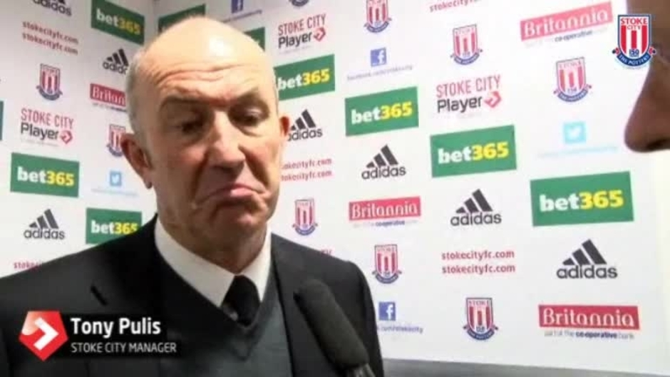 Click here to watch the Poor Goals To Concede - Pulis video