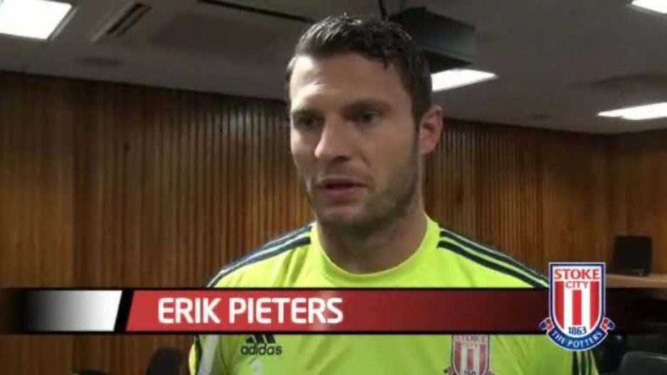Click here to watch the Pieters Eager For Canaries Clash video