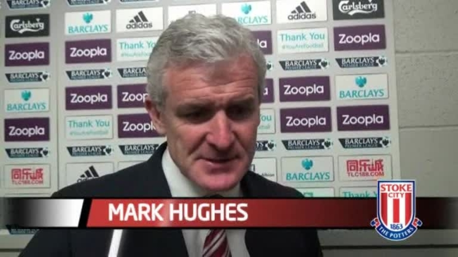 Click here to watch the Hughes Proud At Record Season video