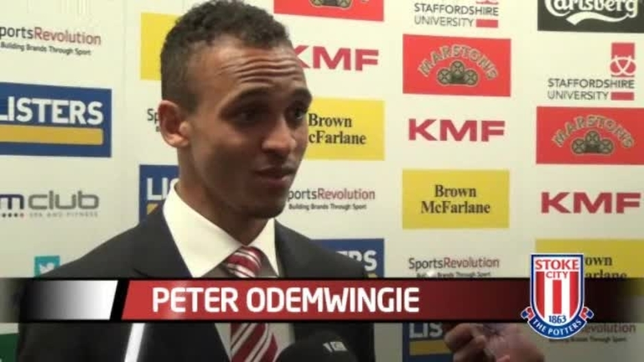 Click here to watch the Odemwingie Thanks Potters video