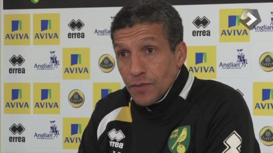 Click here to watch the VIDEO: Hughton on Swans video