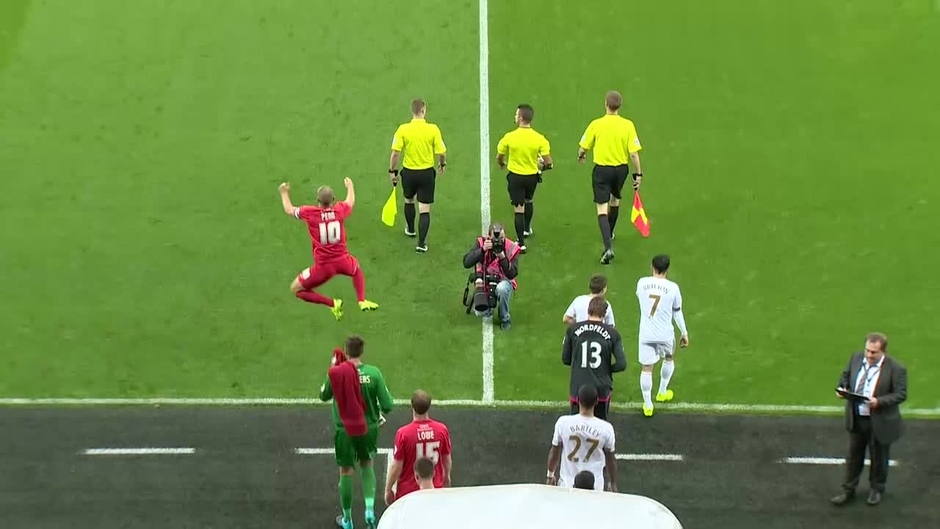 Click here to watch the Swansea v York highlights video