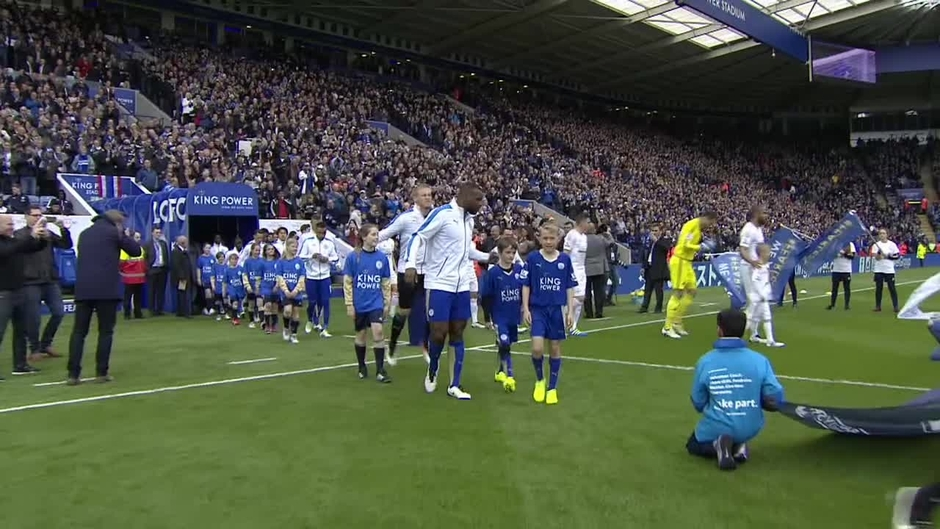 Click here to watch the Leicester v Swansea highlights video