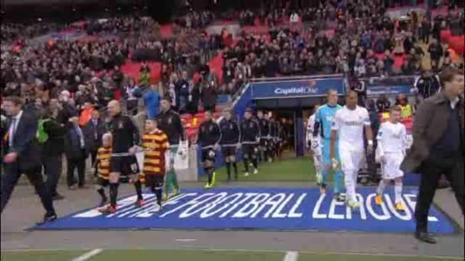 Click here to watch the Bradford 0-5 Swansea City video