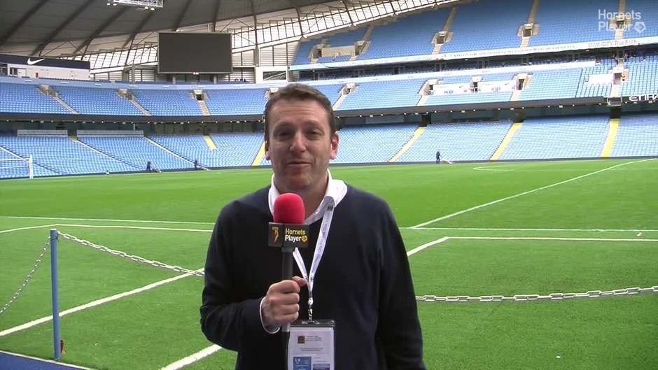 Click here to watch the WATFORD WEEKEND: POST-MATCH REVIEW MAN CITY (A) video