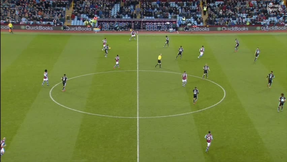 Click here to watch the HORNETS PLAYER HIGHLIGHTS: Aston Villa v Watford 2nd half video