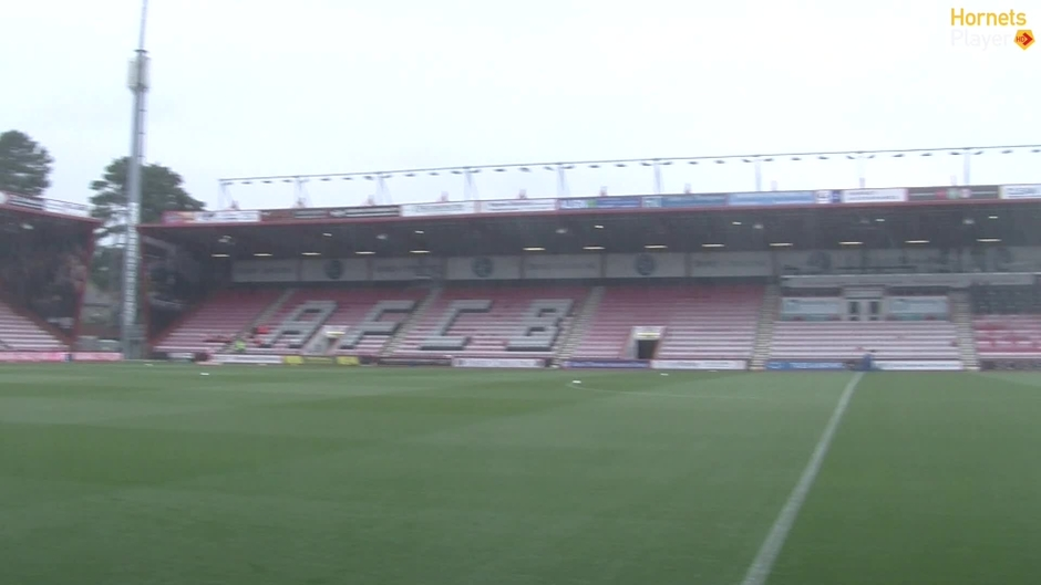 Click here to watch the BEHIND THE SCENES: AFC Bournemouth v Watford  video
