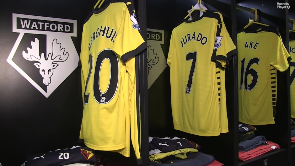 Click here to watch the BEHIND THE SCENES: Watford v Aston Villa  video