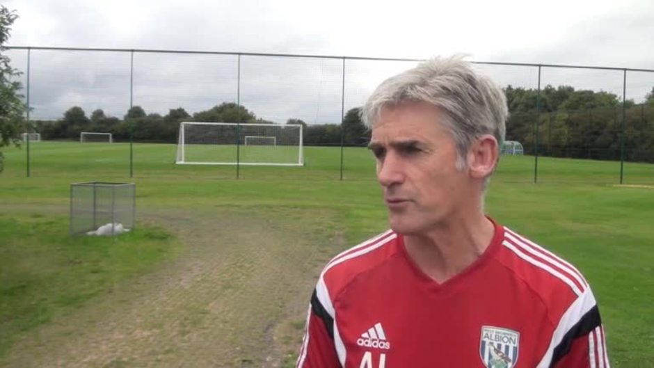 Click here to watch the Alan Irvine previews Swansea clash video