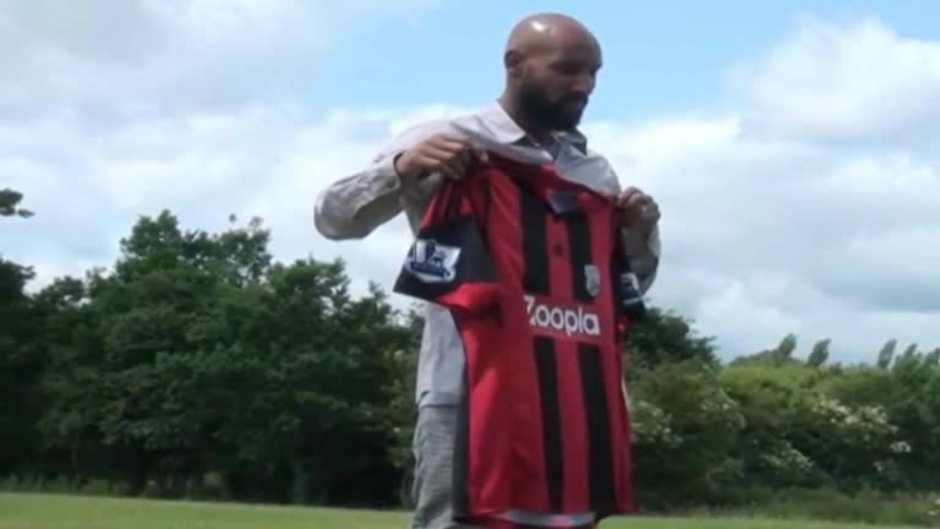 Click here to watch the Exclusive first Anelka interview video