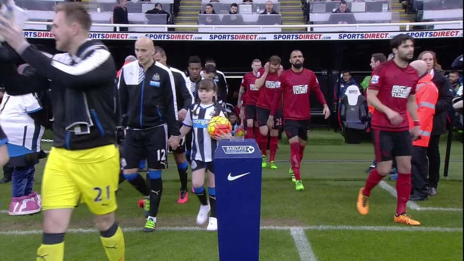 Click here to watch the Newcastle v West Brom highlights video