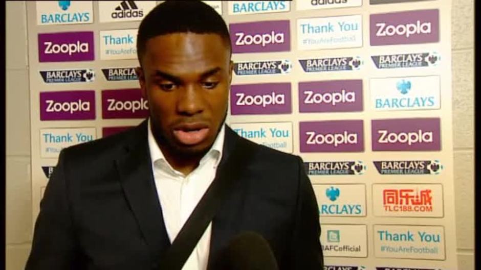 Click here to watch the Anichebe's rallying call video