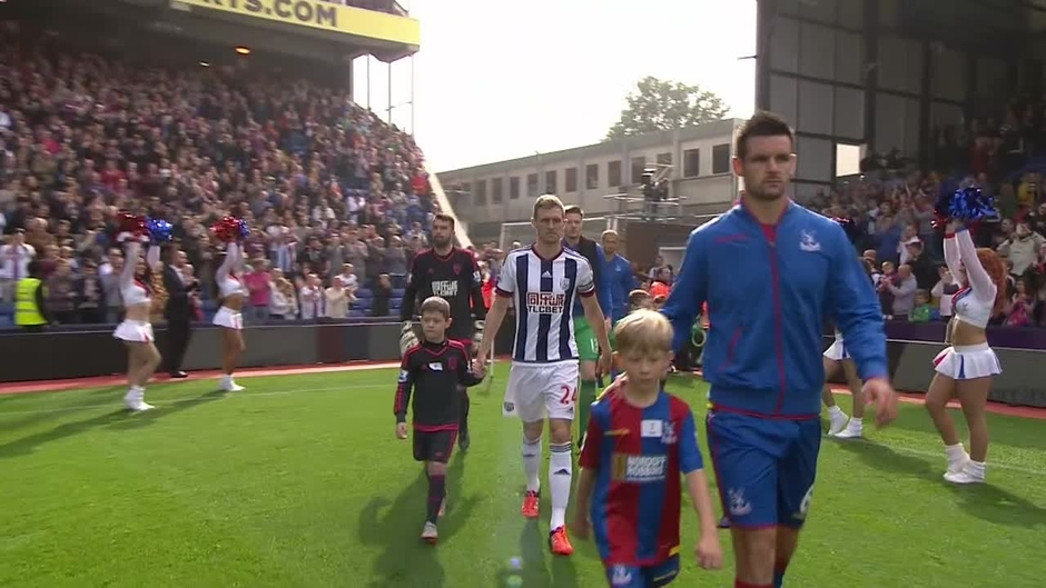 Click here to watch the Crystal Palace v West Brom highlights video