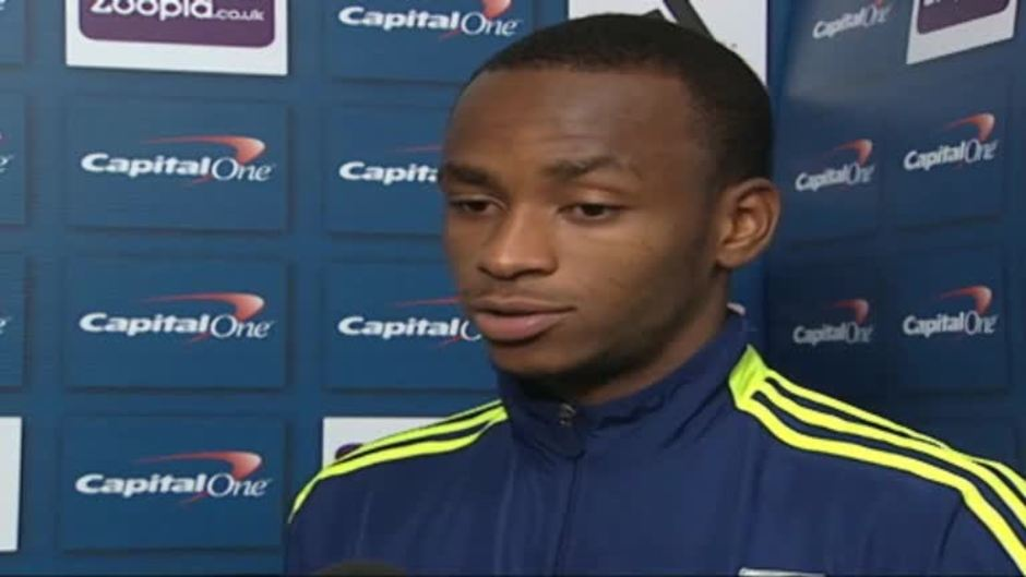 Click here to watch the Berahino hurting after defeat video
