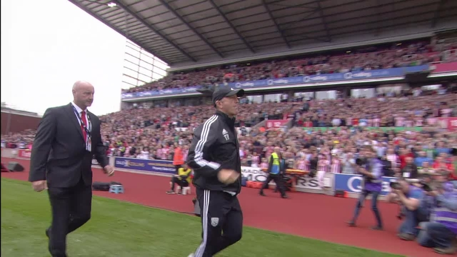 Click here to watch the Stoke v West Brom highlights video