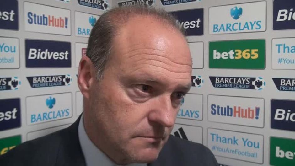 Click here to watch the Mel apologises to travelling supporters video