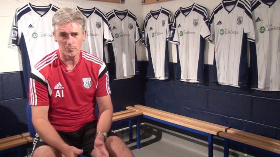 Click here to watch the Alan Irvine previews Premier League clash with Sunderland video
