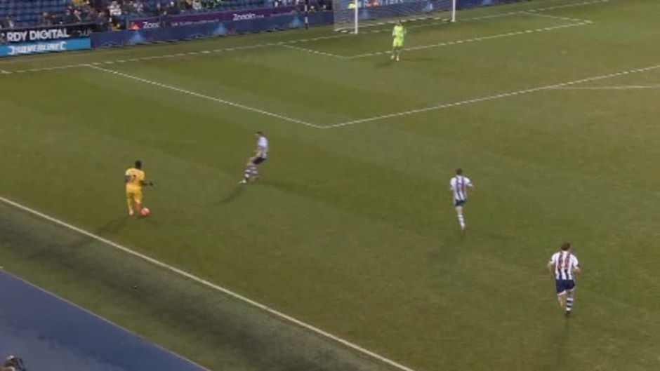 Click here to watch the West Brom 0 Crystal Palace 2 video