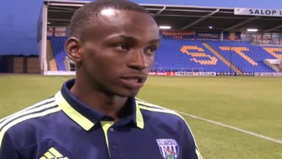 Click here to watch the Berahino intends to be a sponge video