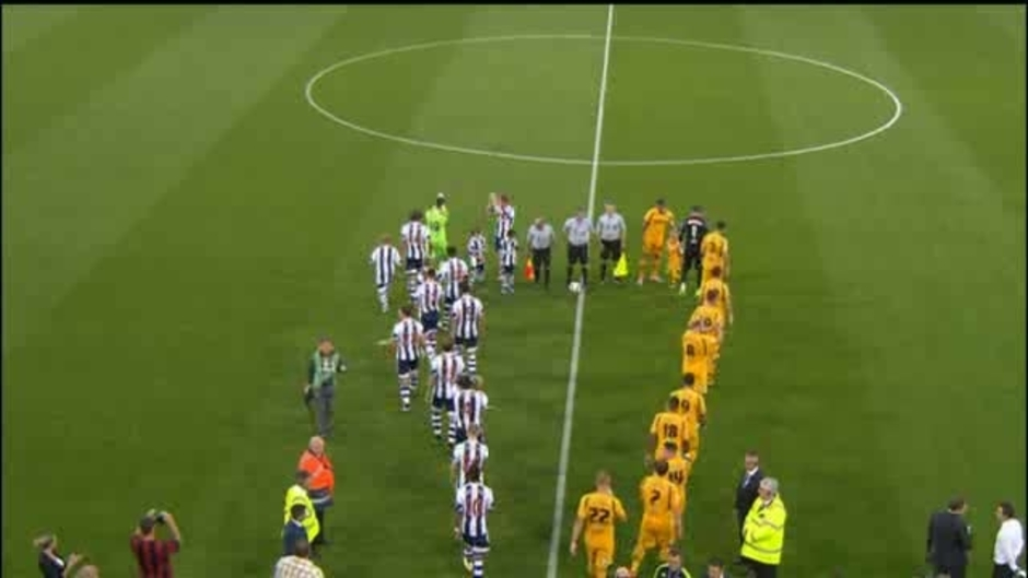 Click here to watch the West Brom 3 Newport County 0 video