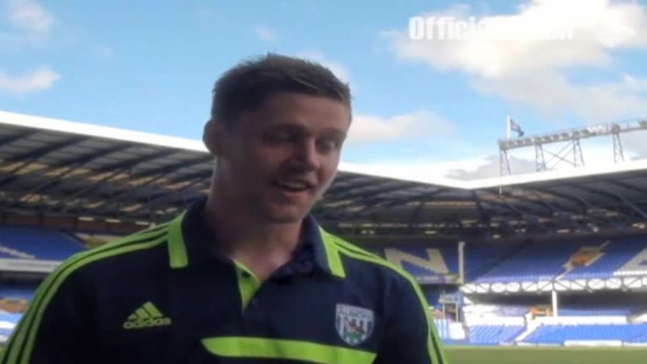Click here to watch the Daniels delighted with debut video