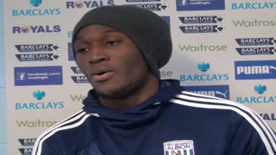 Click here to watch the Video: Lukaku: I shed tear video