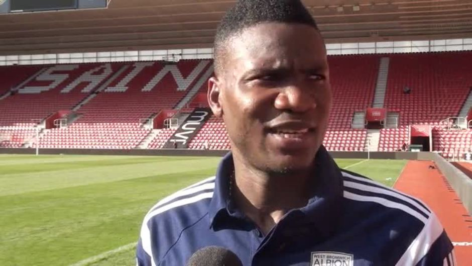 Click here to watch the Ideye discusses his Albion debut video