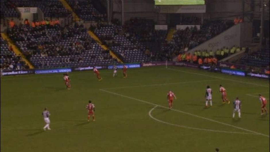 Click here to watch the West Brom 0 QPR 1 video