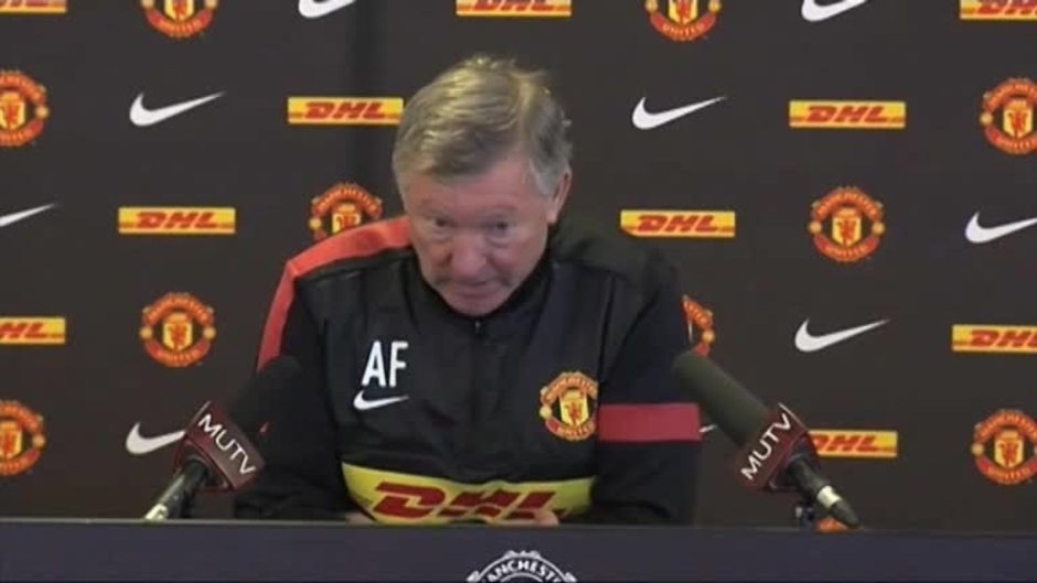 Click here to watch the Video: Sir Alex on Albion video