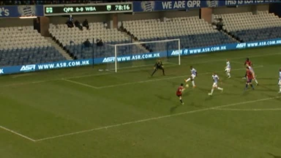 Click here to watch the QPR 1 West Brom 1 video
