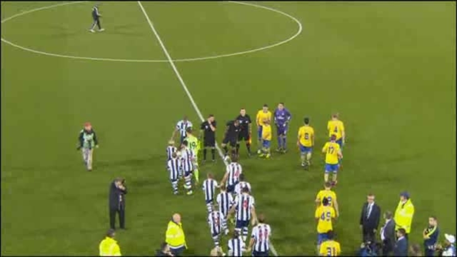 Click here to watch the West Brom 1 Arsenal 1 video