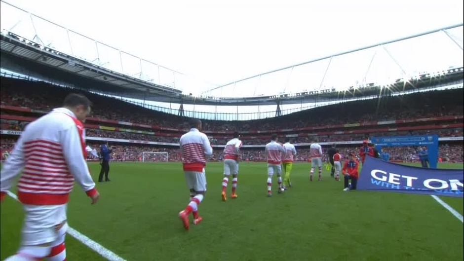 Click here to watch the Arsenal 4 West Brom 1 video