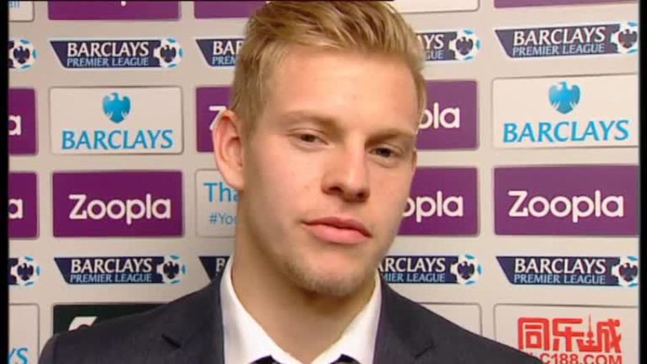 Click here to watch the Vydra: i knew it was over the line video