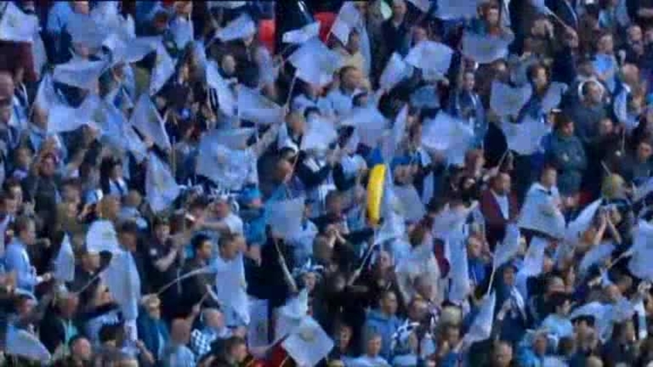Click here to watch the FA CUP: Manchester City 0 Wigan Athletic 1 - Final 2013 video