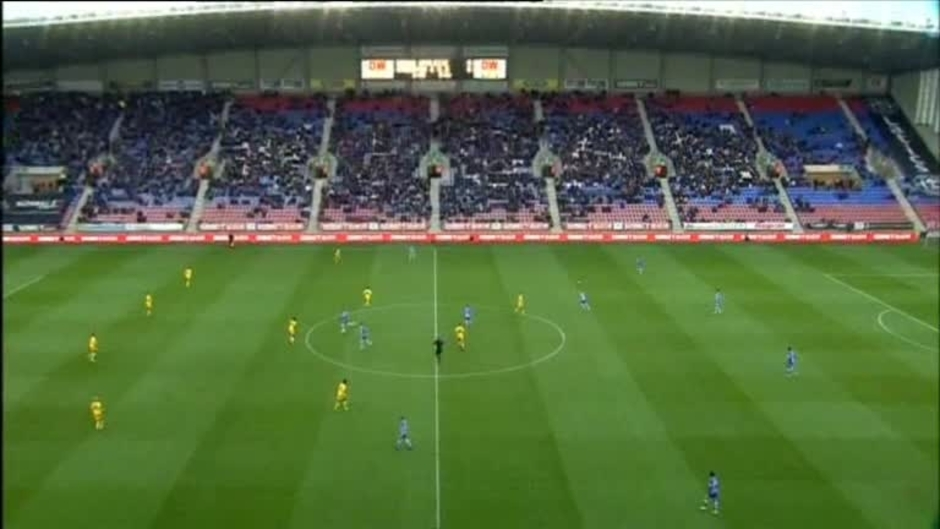 Click here to watch the Wigan 0 Brighton 1 video