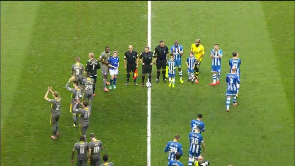Click here to watch the Wigan 2 Leicester 2 video