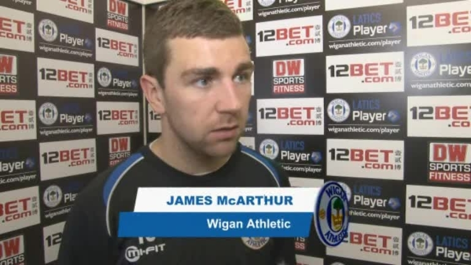 Click here to watch the VIDEO: McARTHUR ON CITY CLASH video