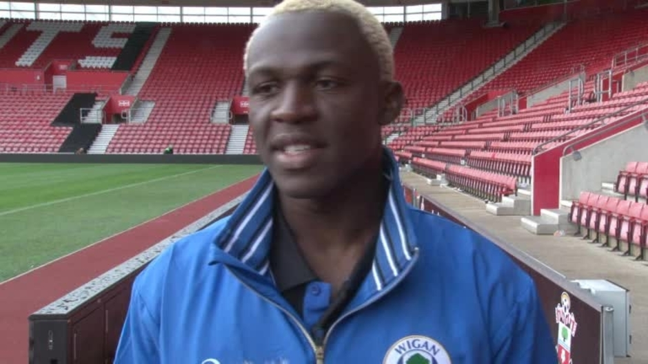 Click here to watch the VIDEO EXCLUSIVE: KONE DEDICATES 1ST GOAL TO FANS video