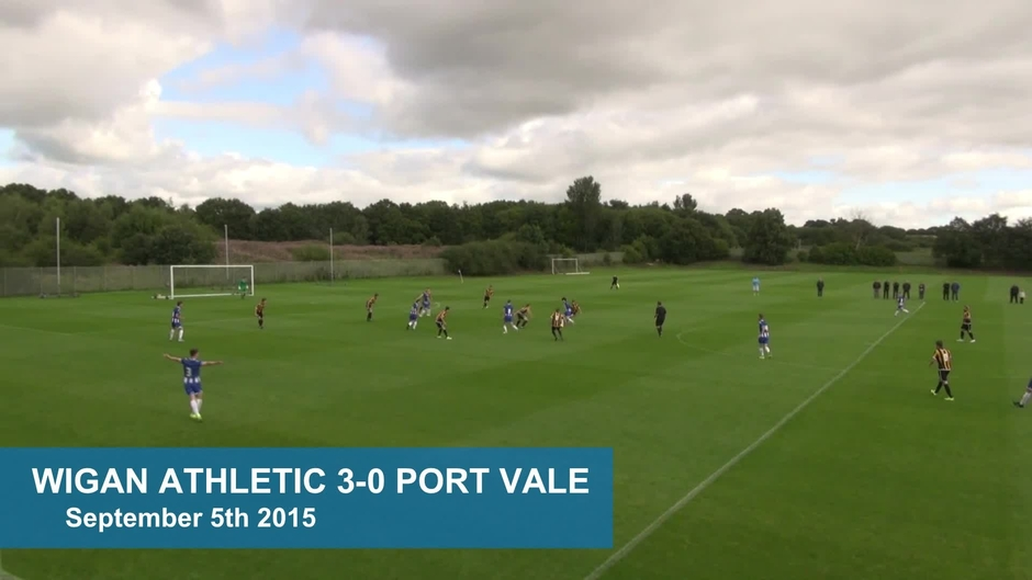 Click here to watch the UNDER 18S - September goals video