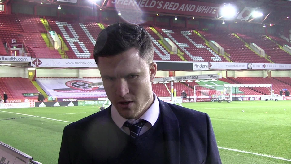 Click here to watch the REACTION: Gary Caldwell on 2-0 win over Sheffield United video