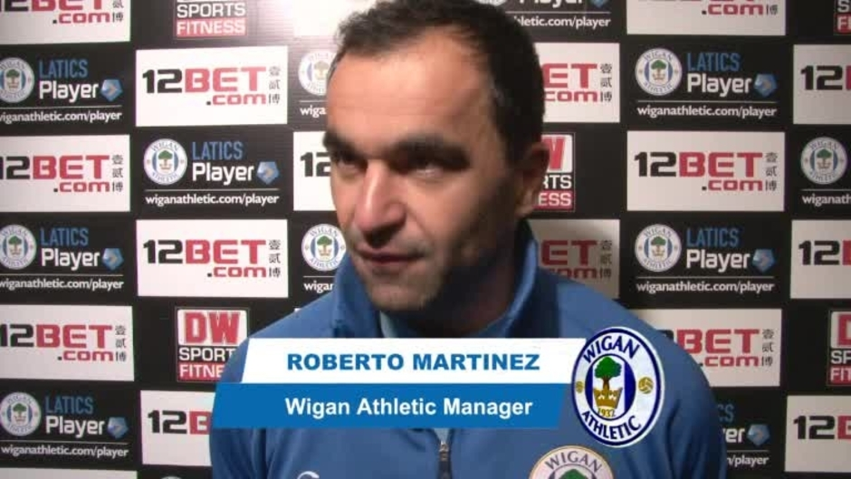 Click here to watch the VIDEO: ROBERTO PREVIEWS WEST BROM GAME video