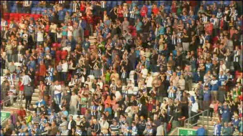 Click here to watch the Wigan 2 Doncaster Rovers 2 video
