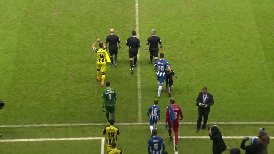 Click here to watch the EXTENDED HIGHLIGHTS: Wigan Athletic 0 Burton Albion 1 video