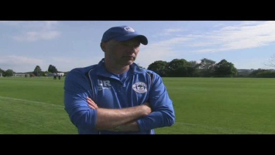 Click here to watch the UWE ROSLER ON WALSALL video