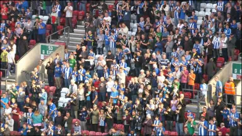Click here to watch the Wigan 2 Blackburn 1 video