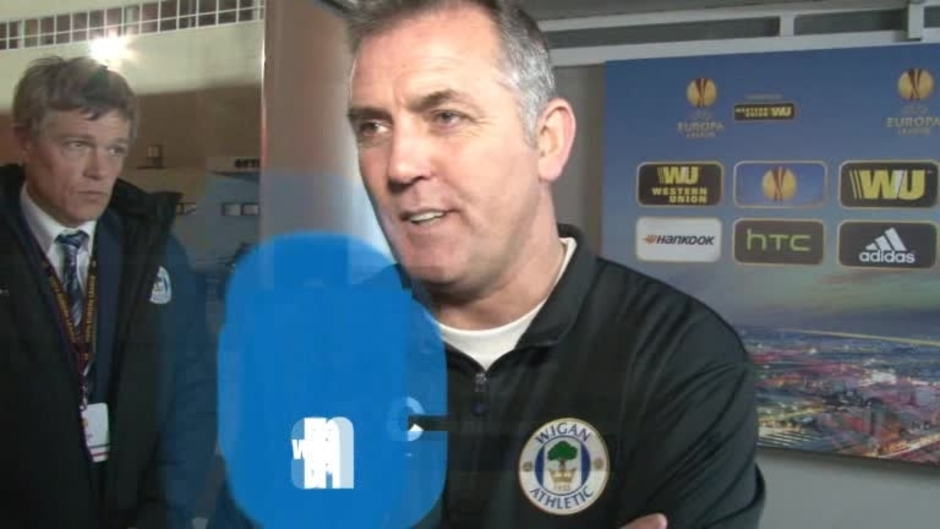 Click here to watch the VIDEO: GAFFER ON DEFEAT IN RUSSIA video