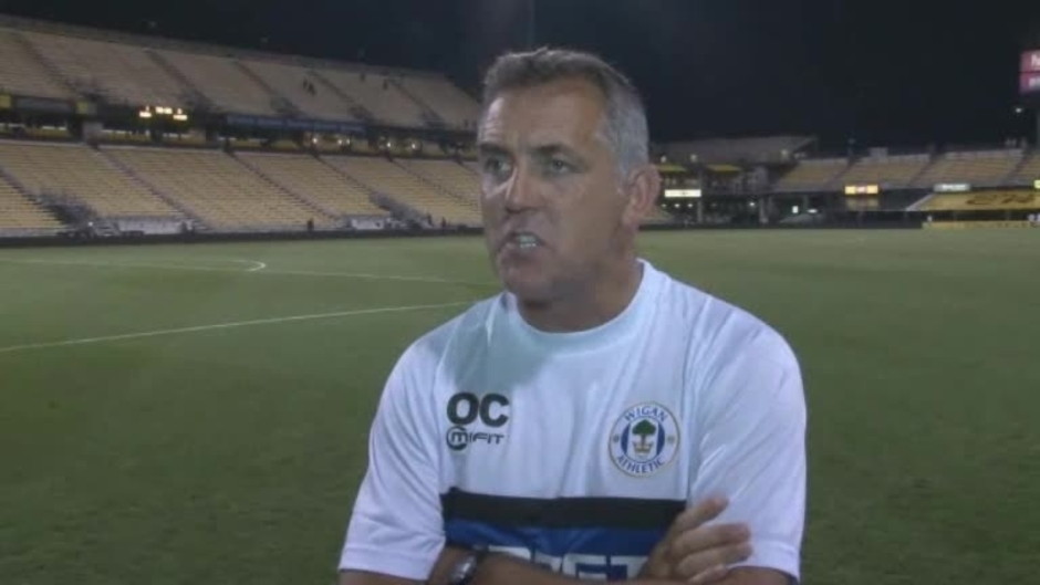 Click here to watch the VIDEO: MANAGER HAPPY WITH FIRST 90 MINUTES video