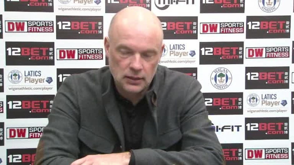 Click here to watch the VIDEO: GAFFER ON LEEDS CLASH video