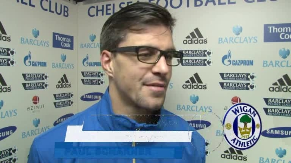 Click here to watch the VIDEO: SCHARNER SAYS BELIEF IS KEY video