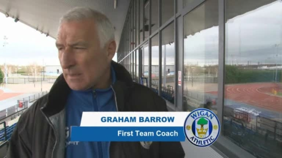 Click here to watch the VIDEO: BARROW ON 21S STALEMATE video